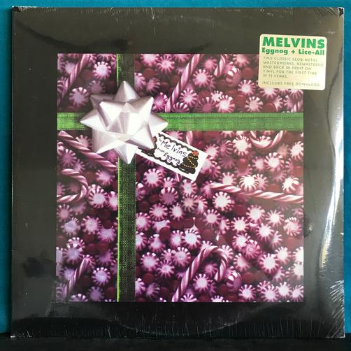 Melvins the making love demo Planetary Sounds Melvins Eggnog Lice All Sealed Hype